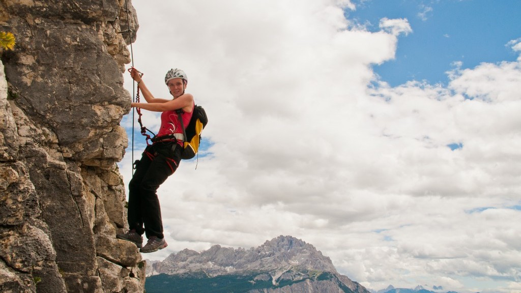 Klettersteig Walchsee : Klettersteig sport und natur